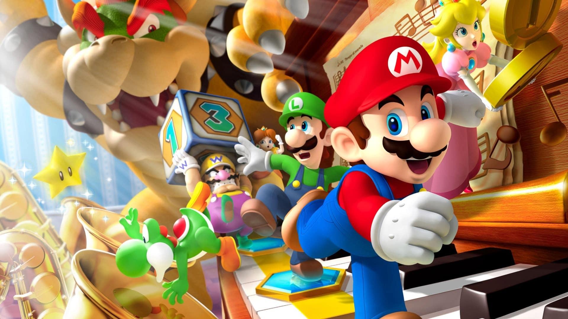 Ma Fille A Teste Pour Vous Un Anniversaire Super Mario Avis Et Test